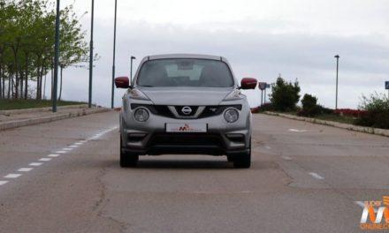 Al volante del Nissan Juke Nismo RS 2016