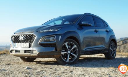 Al volante del Hyundai KONA 4WD 2018