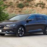 Al volante del Opel Insignia Country Tourer 2018