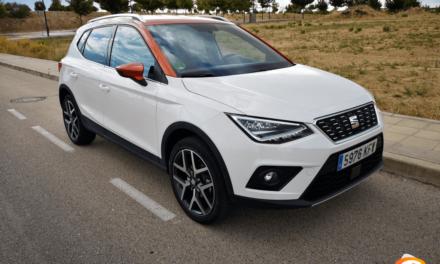 Al volante del Seat Arona Xcellence 2018