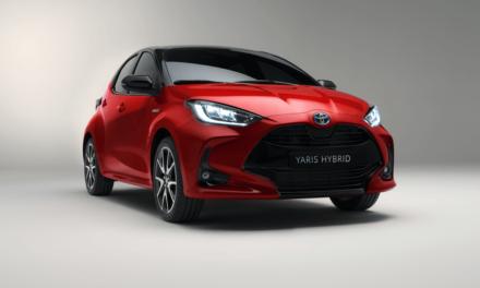 Llega la 4ta generación del Toyota Yaris