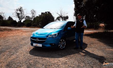 Prueba de larga duración GLP – Opel Corsa GLP / 1 año