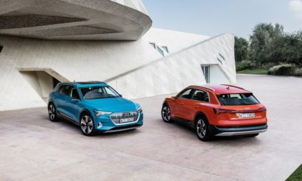 Audi muestra el presente y el futuro de su ofensiva eléctrica