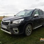 Presentación del Subaru Forester ECO Hybrid 2019-2020