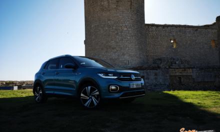 Al Volante del Volkswagen T-Cross Sport R-Line 2019