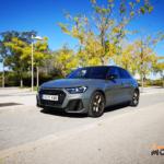 Al volante del Audi A1 Sportback 2019