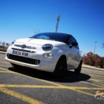 Al volante del Fiat 500 GLP 2019