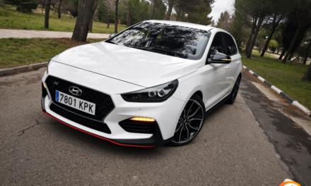 Al volante del Hyundai i30N Performance 2019