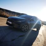Al volante del Kia XCeed 2020