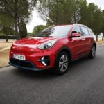 Al volante del Kia e-Niro 2019
