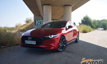Al volante del Mazda 3 2019
