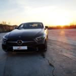 Al volante del Mercedes-Benz CLS 450 2019