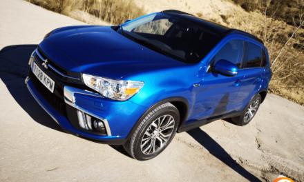 Al volante del Mitsubishi ASX 2019