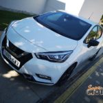 Al volante del Nissan Micra N-Sport 2019