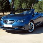 Al volante del Opel Cabrio 2017