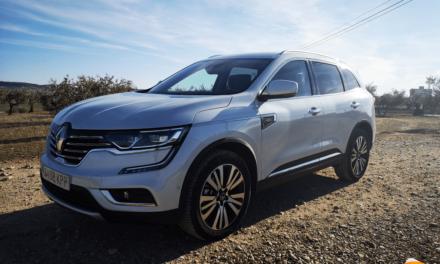 Al volante del Renault Koleos 2019