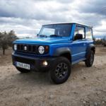 Al volante del Suzuki Jimny 2019