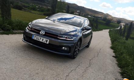 Al volante del Volkswagen Polo GTi 2019
