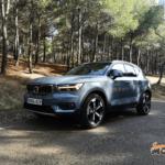 Al volante del Volvo XC-40 2019