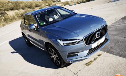 Al volante del Volvo XC60 D3 2019