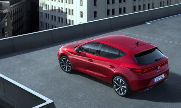 Llega la 4ta generación del SEAT León