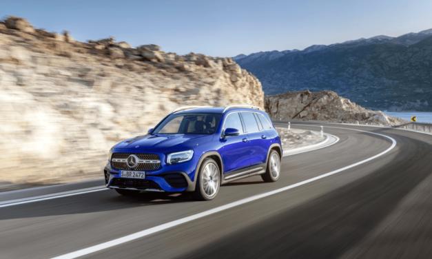 Nuevo Mercedes-Benz GLB, el SUV con opción 7 plazas de la marca