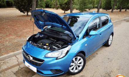 Prueba de larga duración GLP – Opel Corsa GLP / Más de 5.000 km