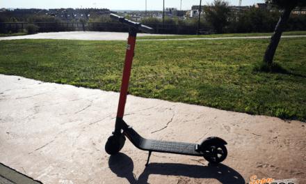 Rodando con el SEAT eXS Kickscooter 2019