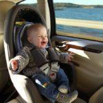 Recomendaciones para viajar en coche con niños