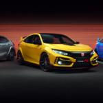 Honda amplía su gama Civic Type R con la incorporación de dos nuevas versiones