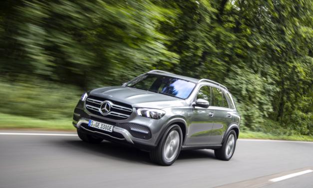 Ya puedes pedir el nuevo Mercedes-Benz GLE 350 4Matic 2020