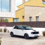 Nuevo Honda e 2020 el primer eléctrico de la marca.