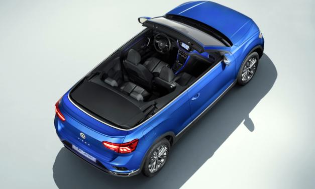 Llega el SUV compacto cabrio de Volkswagen, Nuevo T-Roc Cabrio