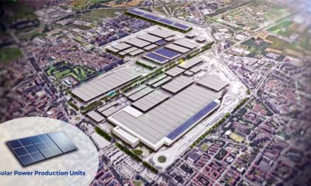 Sostenibilidad en los planes de inversión de FCA en Turín