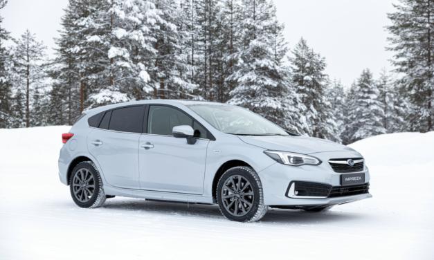Subaru Impreza ECO HYBRID, gran apuesta por la hibridación