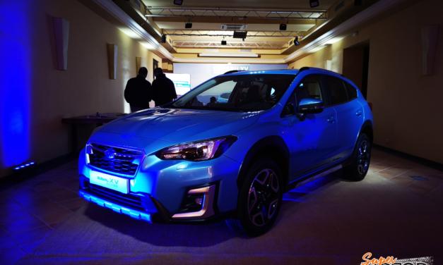 Conocemos el nuevo Subaru XV eco-Hybrid 2020- Toma de contacto