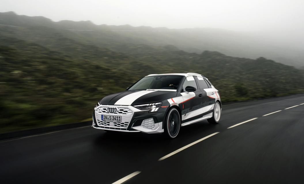 Un adelanto del Nuevo Audi A3 2020