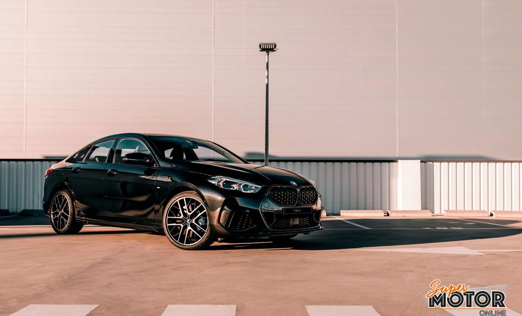 Nuevo BMW Serie 2 Gran Coupé Black Shadow Edition