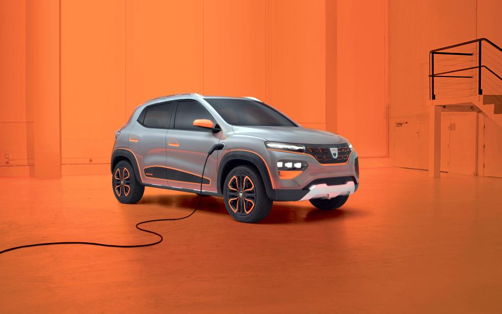 Dacia Spring electric, la revolución eléctrica de Dacia