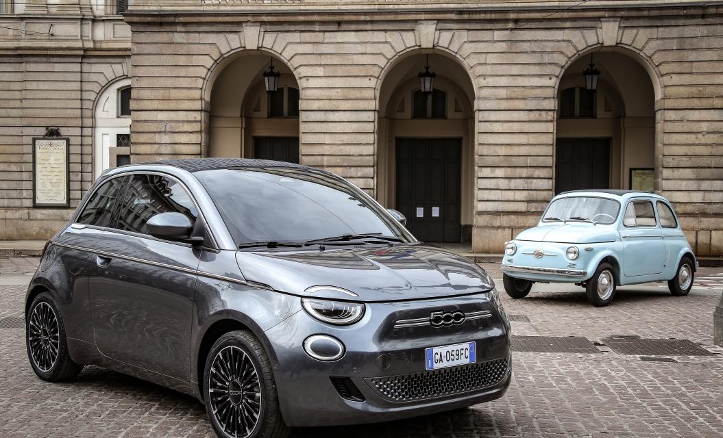 Llega la tercera generación del FIAT 500, ahora 100% eléctrico únicamente