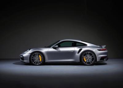 Nuevo Porsche 911 Turbo S