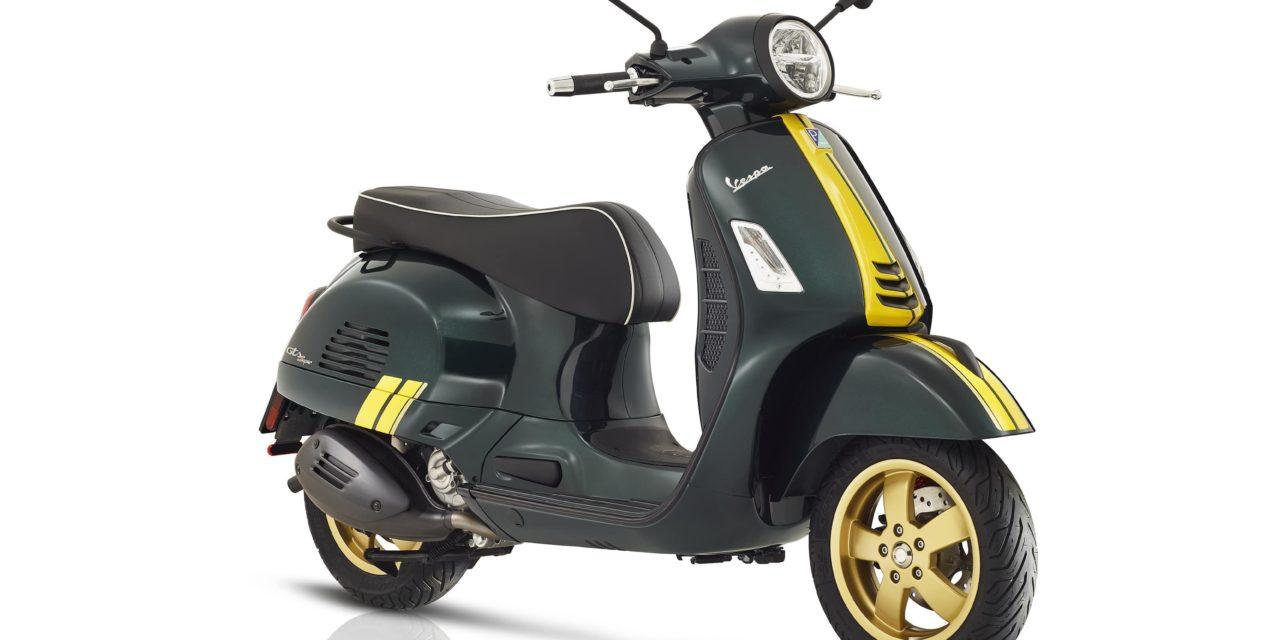 Lo último de Vespa, Serie Vespa Racing Sixties