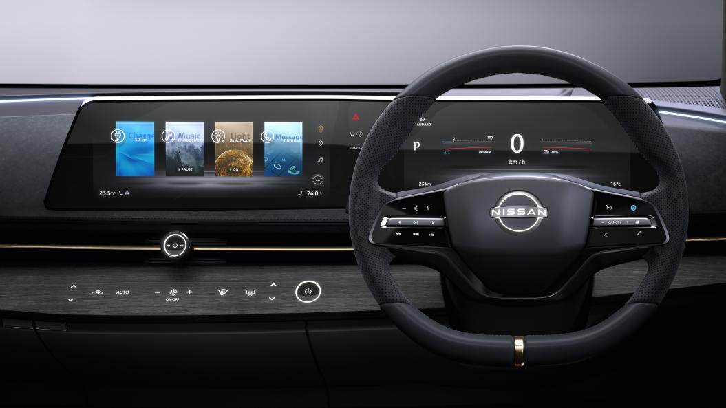 Porqué Nissan dijo no a la Tablet