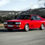Un coche de leyenda Audi quattro
