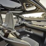 Evolución de la cristalería del automóvil