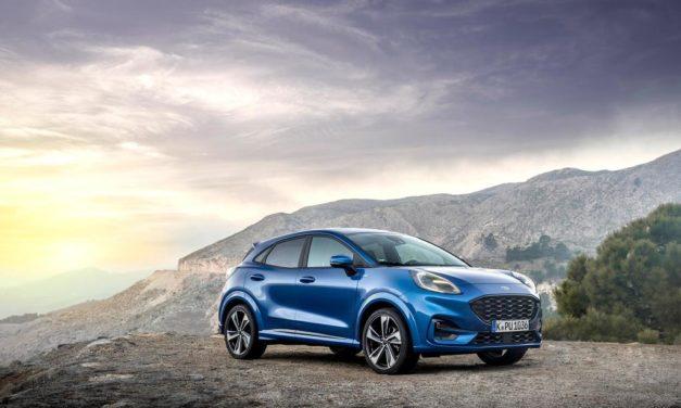 Ford Puma ahora con cambio automático y motor diésel EcoBlue en su gama