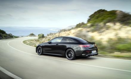 Nuevos Mercedes-Benz Clase E Coupé y Cabrio 2020
