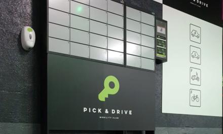 Pick & Drive se une a las opciones higiénicas y seguras de movilización compartida