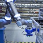 Robots de logística de BMW Group