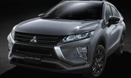 Más espectacular y conectado, el nuevo Mitsubishi Eclipse Cross Black Edition